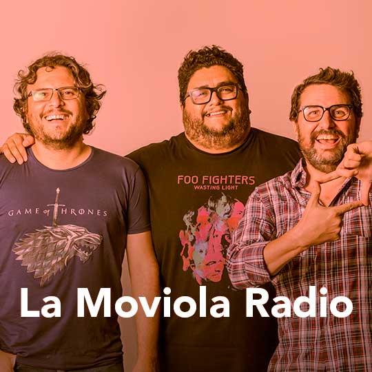 La moviola radio