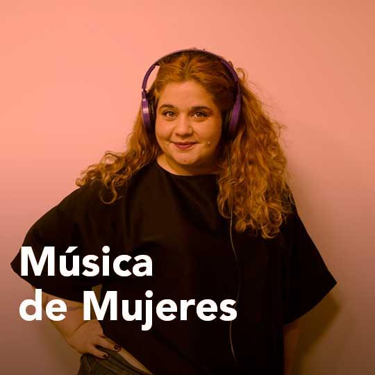 Música de mujeres